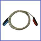 10 Ft. 25 Pair Amphenol Cable-Double Ended
