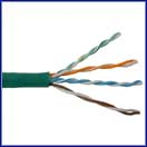 4 Pair Level 5e Stranded PVC 1000'