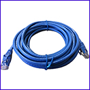 25' Cat 5e Stock Patch Cord