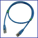 Custom Cat 6 Patch Cord - Booted