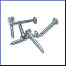 #6 Screws - 100 Pack