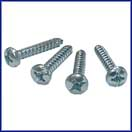 #10 Screws - 100 Pack