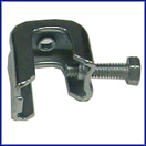 Stamped Steel Beam Clamp - 1/4-20 Thread