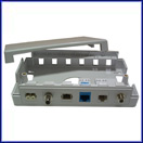 6 or 12 Port White Surface Mount Housing