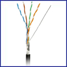 Outdoor Shielded Cat 5e 1000'