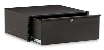 4U Rack Mountable Drawer