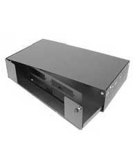 Multilink 3U 6 Panel Rack Mount Enclosure