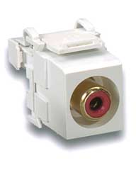 RCA 110-Type Quickport Connector