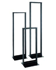Open Frame Relay Rack - 7Ft