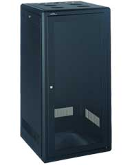 19-Inch Free Standing Cabinet - 4 Ft High, 2 Ft Depth