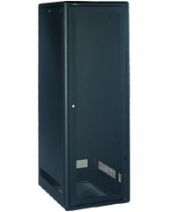 19-Inch Free Standing Cabinet - 6 Ft High, 32 Inch Depth
