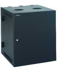 Wall Mount Cabinet Enclosure - 15-Inches High, 16-Inches Depth