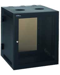 Wall Mount Cabinet Enclosure - 24-Inches High, 20-Inches Depth