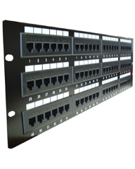 72 Port Cat 6 Patch Panel