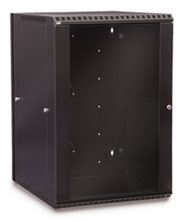 18U Swing-Out Wall Mount Cabinet