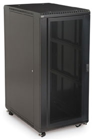 27U Vented Front/Vented Rear Cabinet