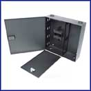 Multilink 4 Panel Fiber Wall Mount Enclosure