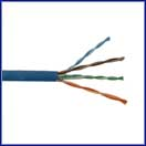 4 Pair Cat 6 250mhz  PVC 1000' Box