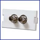 1 Unit High Duplex ST Ceramic Coupler