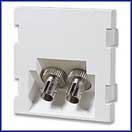2 Unit High Duplex SC Ceramic 45 Degree Coupler