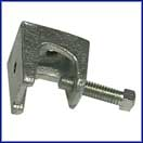 Malleable Iron Beam Clamp - 1/4-20 Thread Each